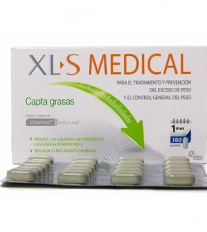 XLS Medical Captura Grasas 180 comprimidos (oferta mes)